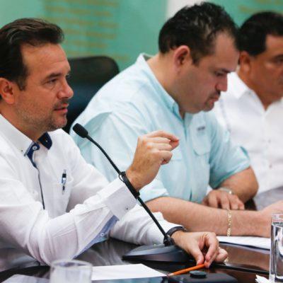 DEFIENDE ALCALDE ANTE DIPUTADOS PRESUPUESTO DE COZUMEL: Asegura Pedro Joaquín que no crearán nuevos impuestos en 2020
