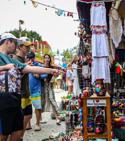 Auguran 100% de ocupación hotelera para fin de año en Isla Mujeres