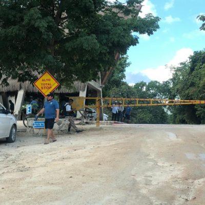 Detienen a asesino de hombre abandonado en cenote en Tulum
