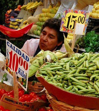 Traerá 2020 aumentos de hasta 30% en alimentos y productos básicos, prevé la Anpec