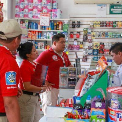 Prohíben la venta y uso de pirotecnia durante festejos de Año Nuevo en Isla Mujeres