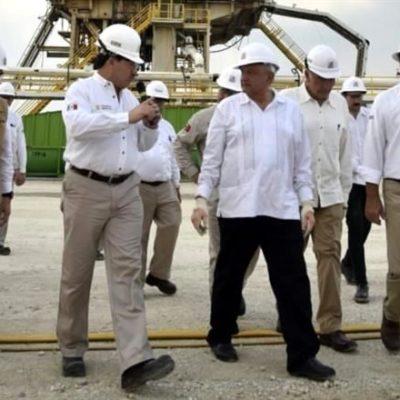 Anuncian descubrimiento de 'yacimiento gigante' de petróleo en Tabasco