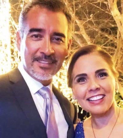 Incluyen a Omar Terrazas, esposo de Mara Lezama, en la 'pléyade' de jugadores en retiro que participarán en partido amistoso con 'Ronaldinho' en Cancún