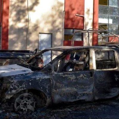 Reportan saldo de 22 muertos y dos detenidos por el enfrentamiento en Villa Unión, Coahuila