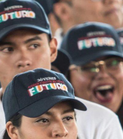 Se quedarán sin pago becarios de Jóvenes Construyendo el Futuro durante diciembre