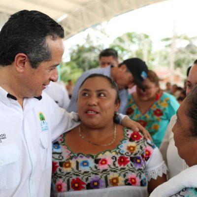 Impulsa Gobernador revisión de leyes y reglamentos de asentamientos humanos y ordenamiento territorial en Quintana Roo