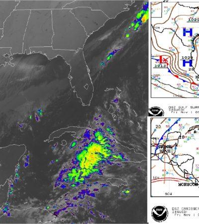 PRONÓSTICO DEL CLIMA: Sin señales de lluvias en Quintana Roo este domingo