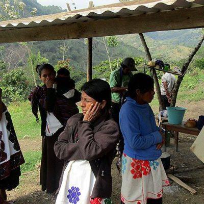 Desplazan a 40 familias del municipio de Chilón en Chiapas, acusan activistas