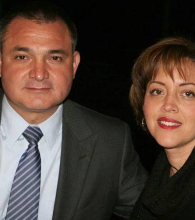 Investiga UIF cuentas bancarias de esposa y hermana de García Luna por triangulaciones sospechosas
