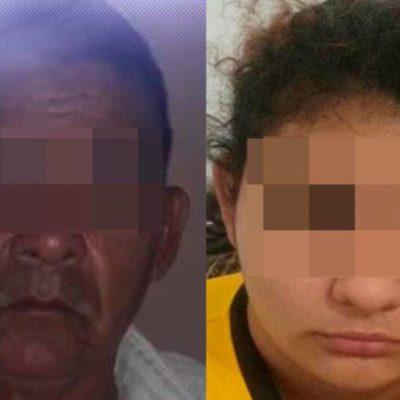 Caen presuntos secuestradores y asesinos de profesor y su pareja en Campeche
