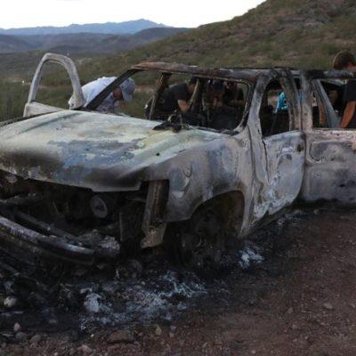 Arraigan a jefe de la policía de Janos, Chihuahua, por la masacre de la familia LeBarón