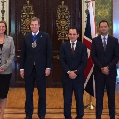 Inyecta Reino Unido 220 MDP a desarrollo de servicios financieros en México