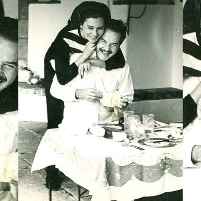 """""""ÉSTA ES SU HISTORIA"""": Sale a la luz libro de memorias inconclusas de la actriz Rita Macedo que evoca su fallido matrimonio con el escritor Carlos Fuentes"""