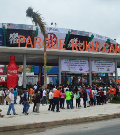 CASA DE LOS LEONES DE YUCATÁN: Kukulcán Alamo es el segundo estadio más visitado de la década