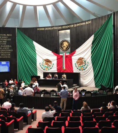 REBOTAN PRESUPUESTO DE LAURA EN EL CONGRESO: Regresan a comisiones proyecto financiero de Solidaridad que incluía 'paquetazo' de impuestos