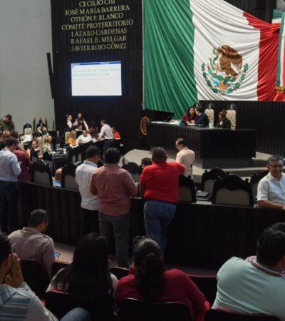 APRUEBA CONGRESO PAQUETE FISCAL 2020: Sacan adelante proyectos de presupuesto de QR y de municipios, salvo el de Solidaridad