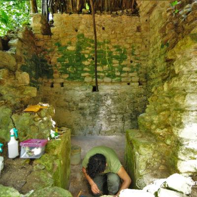 FOTOS | ZONA ARQUEOLÓGICA KULUBÁ: Hallan impresionante palacio usado por élite maya hace mil años en Yucatán