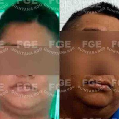 Detienen a dos policías ministeriales y dos civiles involucrados en robo a casa-habitación en Leona Vicario