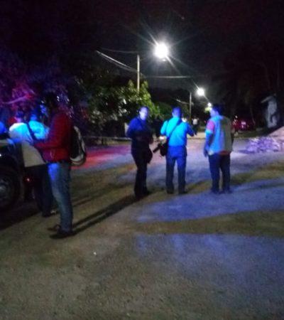 Investiga la FGE el homicidio de dos personas del sexo femenino ocurrido en la Región 227 de Cancún