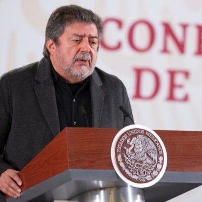 En Palenque iniciará la construcción del Tren Maya, anuncian autoridades federales
