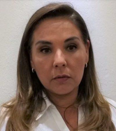 Reconoce Mara Lezama que alcoholímetro operaba bajo esquemas de corrupción y se había convertido en negocio para unos cuantos
