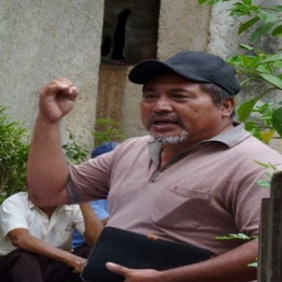 Carta a Pedro Uc Beh en forma de versos solidarios | Por Gilberto Avilez Tax