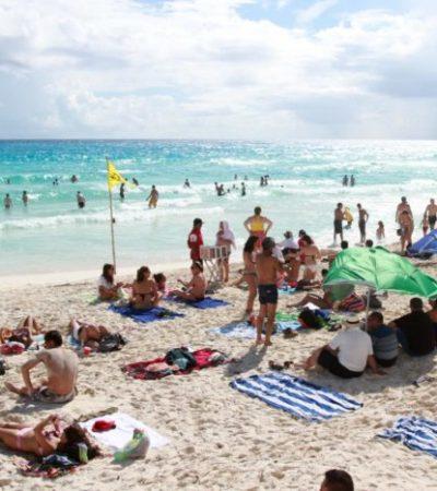 QUINTANA ROO, LISTOS PARA RECIBIR A TURISTAS: Garantiza Carlos Joaquín asistencia y orientación para visitantes nacionales y extranjeros en Quintana Roo