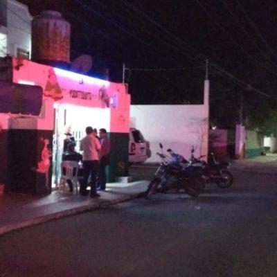 Hallan cuerpo putrefacto en un domicilio frente al cementerio municipal de Cozumel
