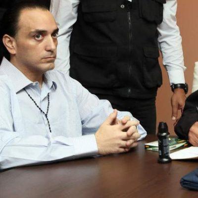 Solicita defensa de Roberto Borge aplazar audiencia de vinculación a proceso por el delito de peculado