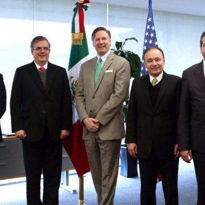 Iniciarán México y EU el operativo 'Frozen' contra el tráfico de armas