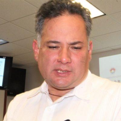 Revela Santiago Nieto que la UIF investigó finanzas de García Luna dos meses antes de su aprehensión