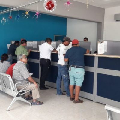 El 30% de automovilistas en Cozumel son morosos, confirma Sefiplan