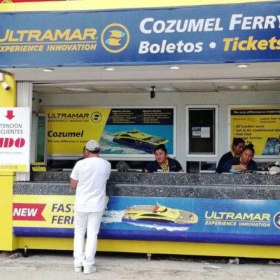 Inicia notificación a navieras para que apliquen cobro de 13 pesos por Derecho de Saneamiento Ambiental en Cozumel