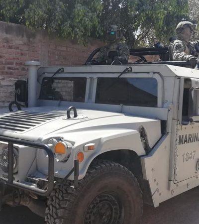 Vive Irapuato terror pese a sede del Ejército