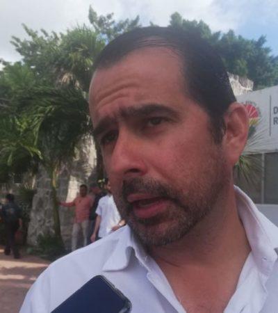 Lo únicos interesados en el tema de participación ciudadana son los integrantes de Regidor 16, afirma Jorge Aguilar Osorio