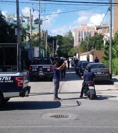 Crea confusión y movilización policiaca falso caso de privación de la libertad en Cancún; un grupo de control de adicciones se llevó a una menor con consentimiento de sus padres