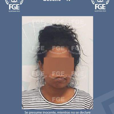 RECAPTURAN A PRIMA DE 'EL PANTERA':  Detienen a mujer implicada en al menos dos homicidios y el 'cobro de derecho' de piso en Playa del Carmen, luego de liberar a tres de sus presuntos cómplices
