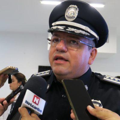 """""""IR A LA BAJA ES UN LUJO"""": Asegura Capella que cerrarán el año con una disminución en delitos de alto impacto en QR; robos, un tema preocupante, admite"""
