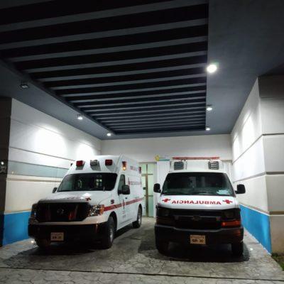 Un ejecutado y dos mujeres heridas, saldo de un ataque a balazos durante la madrugada en la Región 90 de Cancún