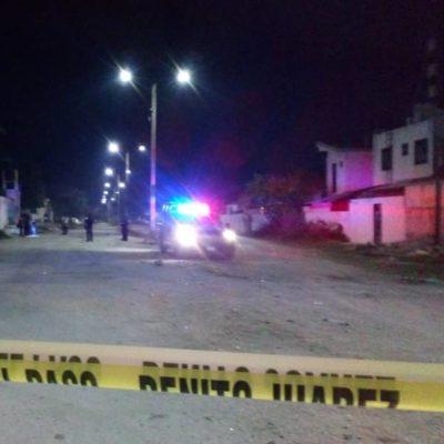 SEGUIMIENTO | SE CONSUMA OTRA EJECUCIÓN EN CANCÚN: Muere en el hospital hombre baleado la noche del jueves en la Región 247