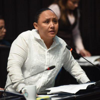 """""""No permitiremos se lesione la economía de los solidaridenses"""", dice Cristina Torres en sesión donde se echó para atrás paquete de impuestos de Laura Beristain"""