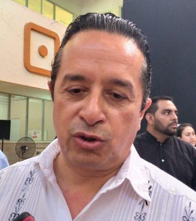 """CARLOS JOAQUÍN REVIRA LOS 'OTROS DATOS' DE ALFONSO DURAZO: Califica Gobernador como """"mentira' que no asista a reuniones de seguridad; asegura haber encabezado el 98% de los encuentros"""
