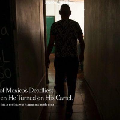 DE IMAGEN TV AL THE NEW YORK TIMES: Ahora figura Alberto Capella en emblemático periódico de Estados Unidos