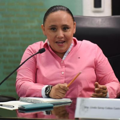 Advierte Cristina Torres que el Congreso estará pendiente y fiscalizará los presupuestos aprobados a municipios
