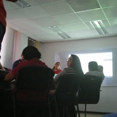 Discuten regidores y alcaldesa Laura Beristain por presupuesto de Solidaridad