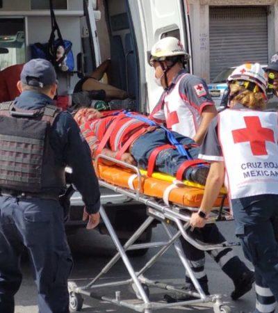 ACTUALIZACIÓN | SEGUNDO ATAQUE DEL MES EN 'EL CRUCERO': Asciende a dos el número de ejecutados esta tarde en cocktelería de la Sm 66 en Cancún