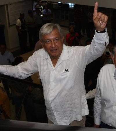 Realiza AMLO gira de tres días por Chiapas, Tabasco y Veracruz