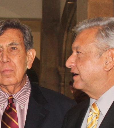 Critica Cárdenas falta de propuestas del gobierno de AMLO para resolver los grandes problemas