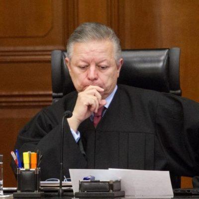 Exigen a Arturo Zaldívar suspender a jueces por 'violencia institucional' contra mujeres en Yucatán