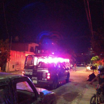 Dos baleados en la  Región 236 en Cancún